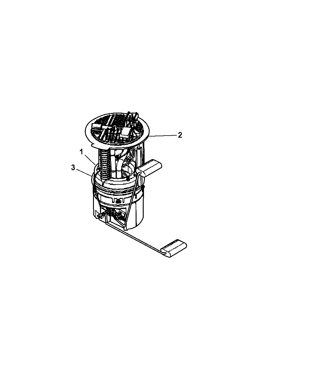 Jeep Grand Cherokee Fuel Pump Amp Sending Unit