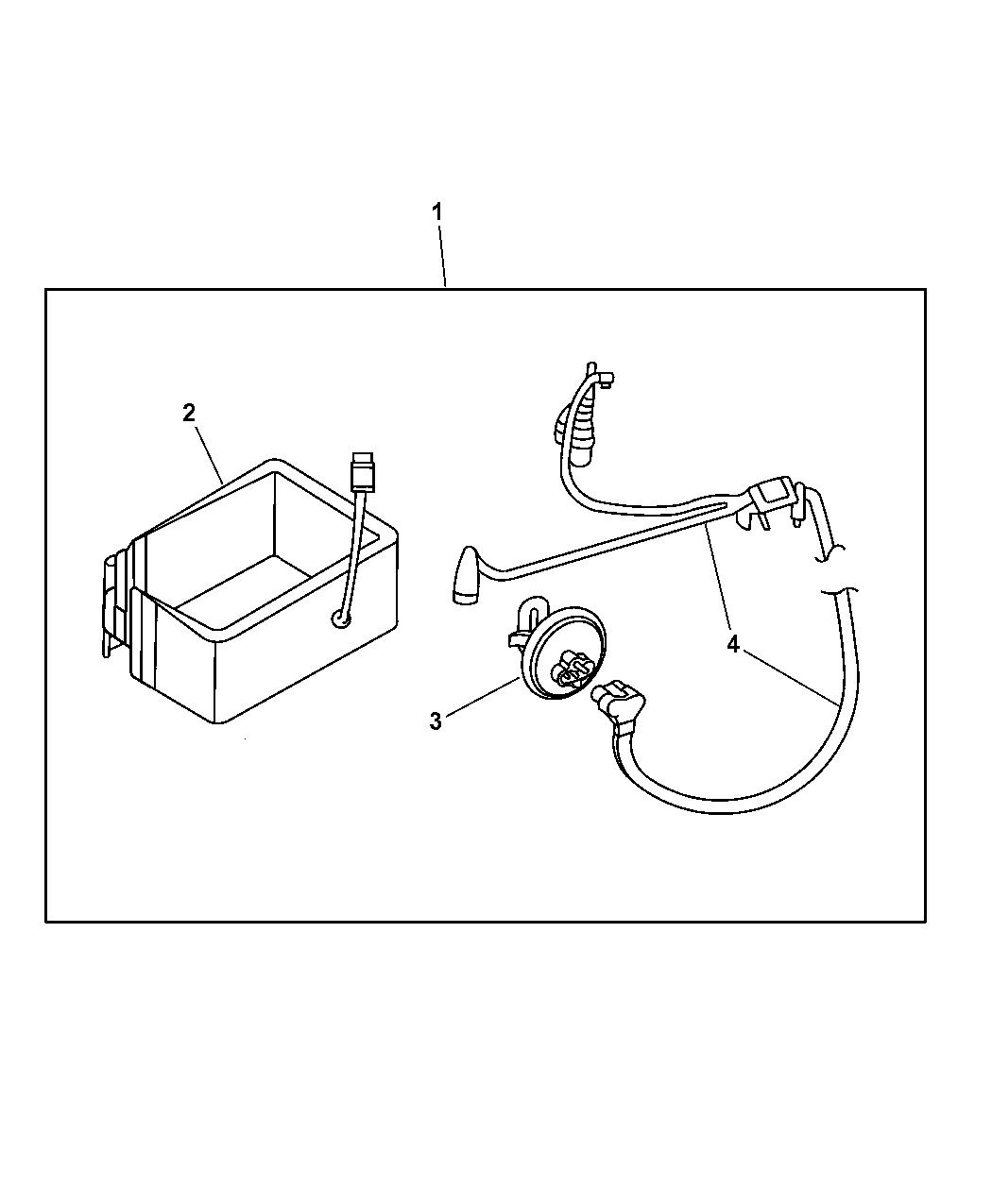 Dodge Intrepid Heater Kit