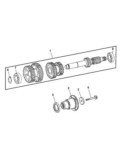 [DIAGRAM] G56 Diagram Main Shaft