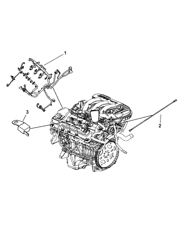 2007 Dodge Charger Rt Engine Diagram : Wiring Diagram