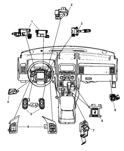 2002 Jeep Grand Cherokee Heated Seat Wiring Diagram