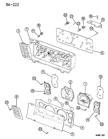 Jeep Cherokee Instrument Cluster Wiring Diagram Images