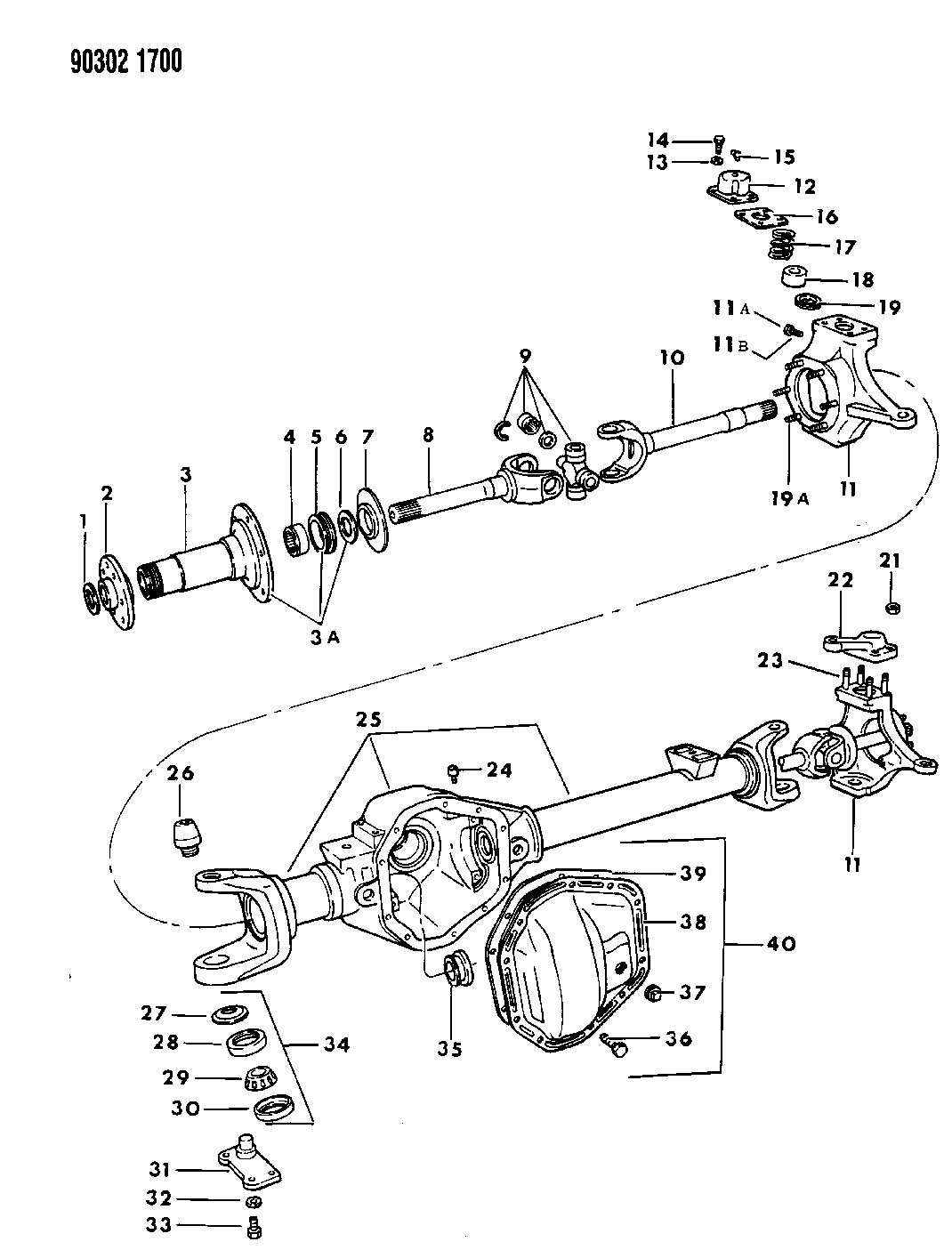 Dana 60 King Pin Diagram • Wiring And Engine Diagram