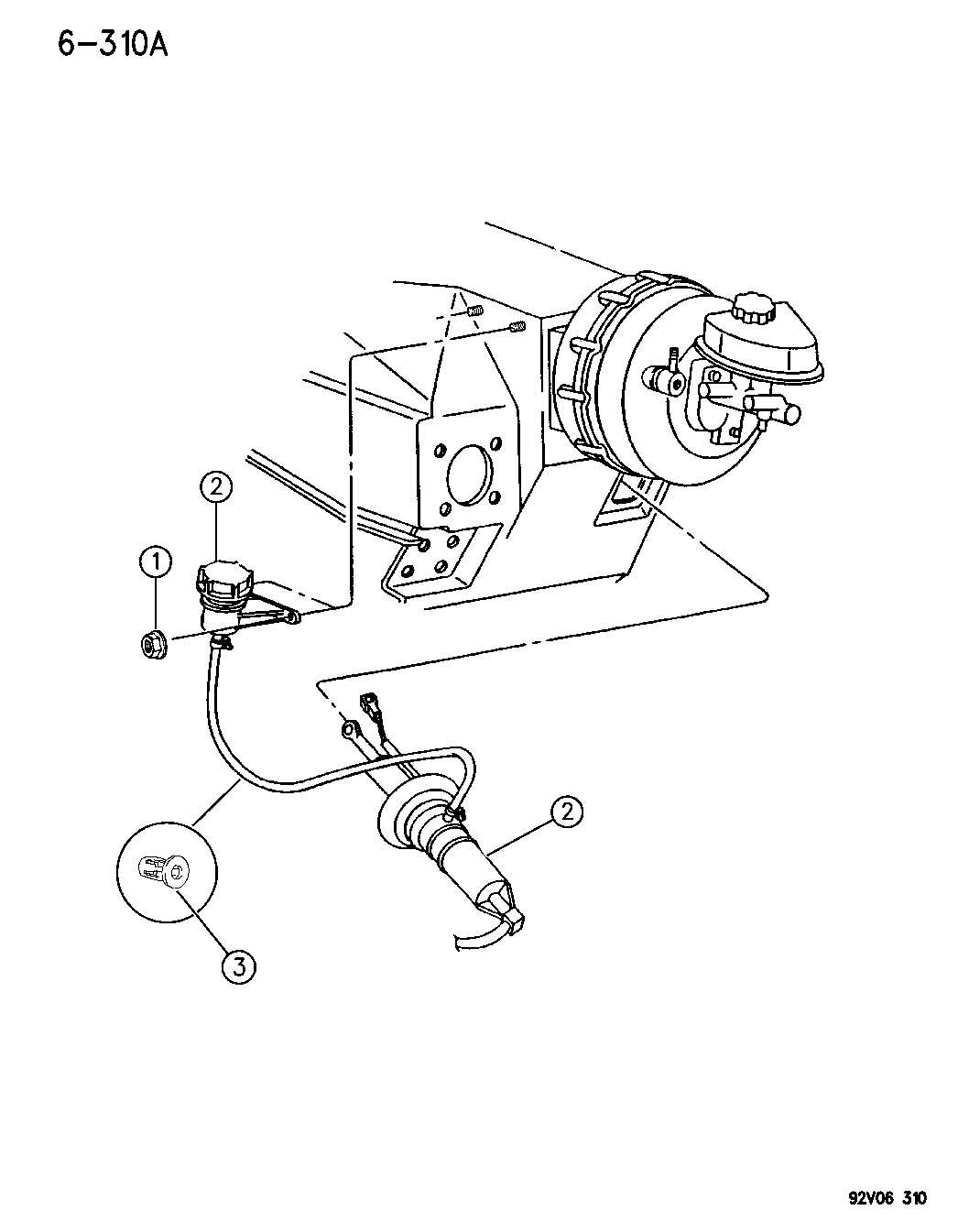 Dodge Viper Actuator Hydraulic Clutch Actuation