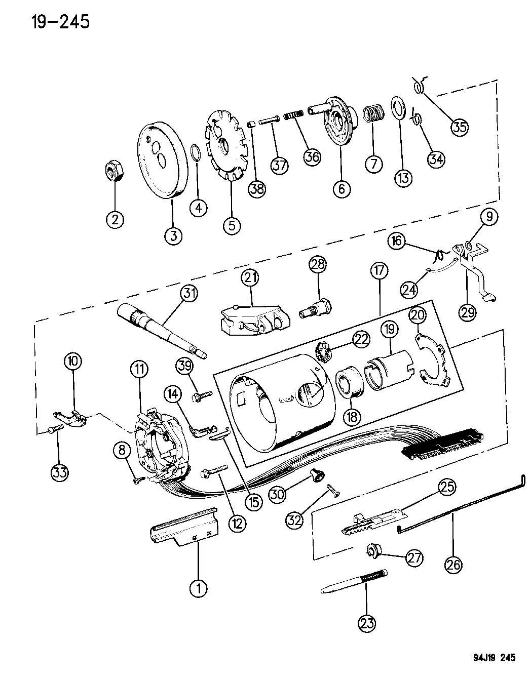 88 Jeep Comanche Parts