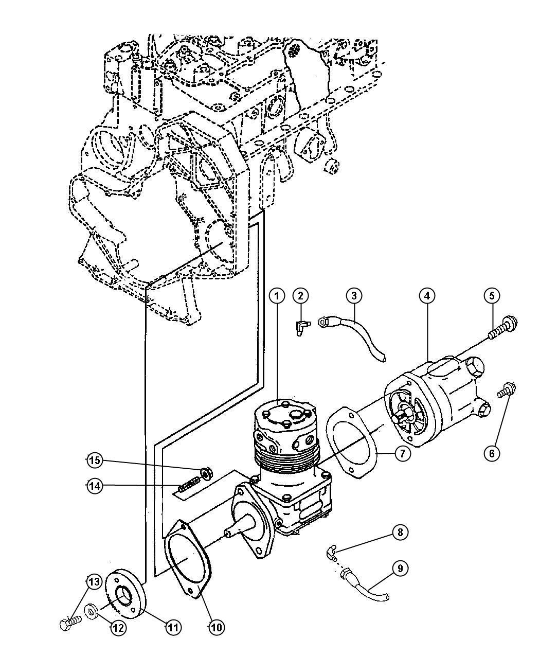 Dodge Ram Nut Cooler State Transmission