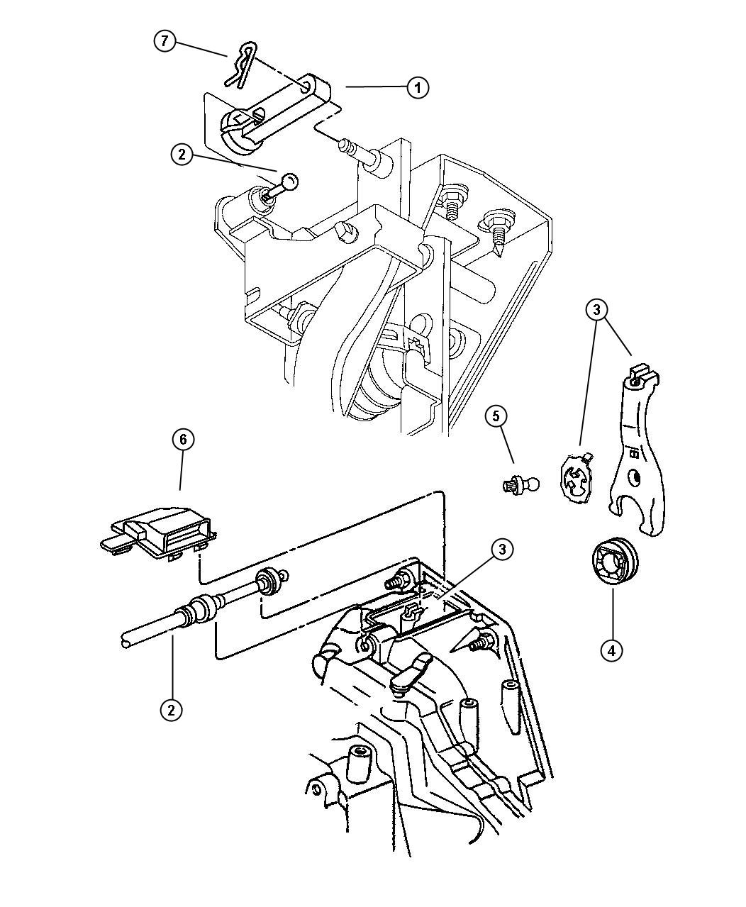 Service manual [Diagram For A 1996 Chrysler Cirrus