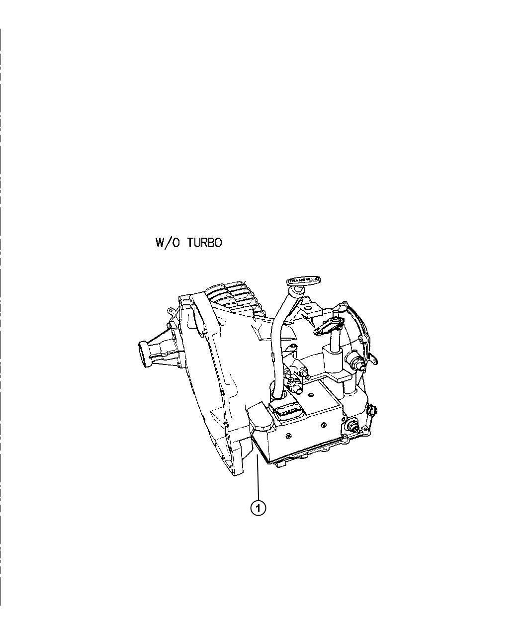 Dodge Avenger Converter. Torque. Remanufactured. Export