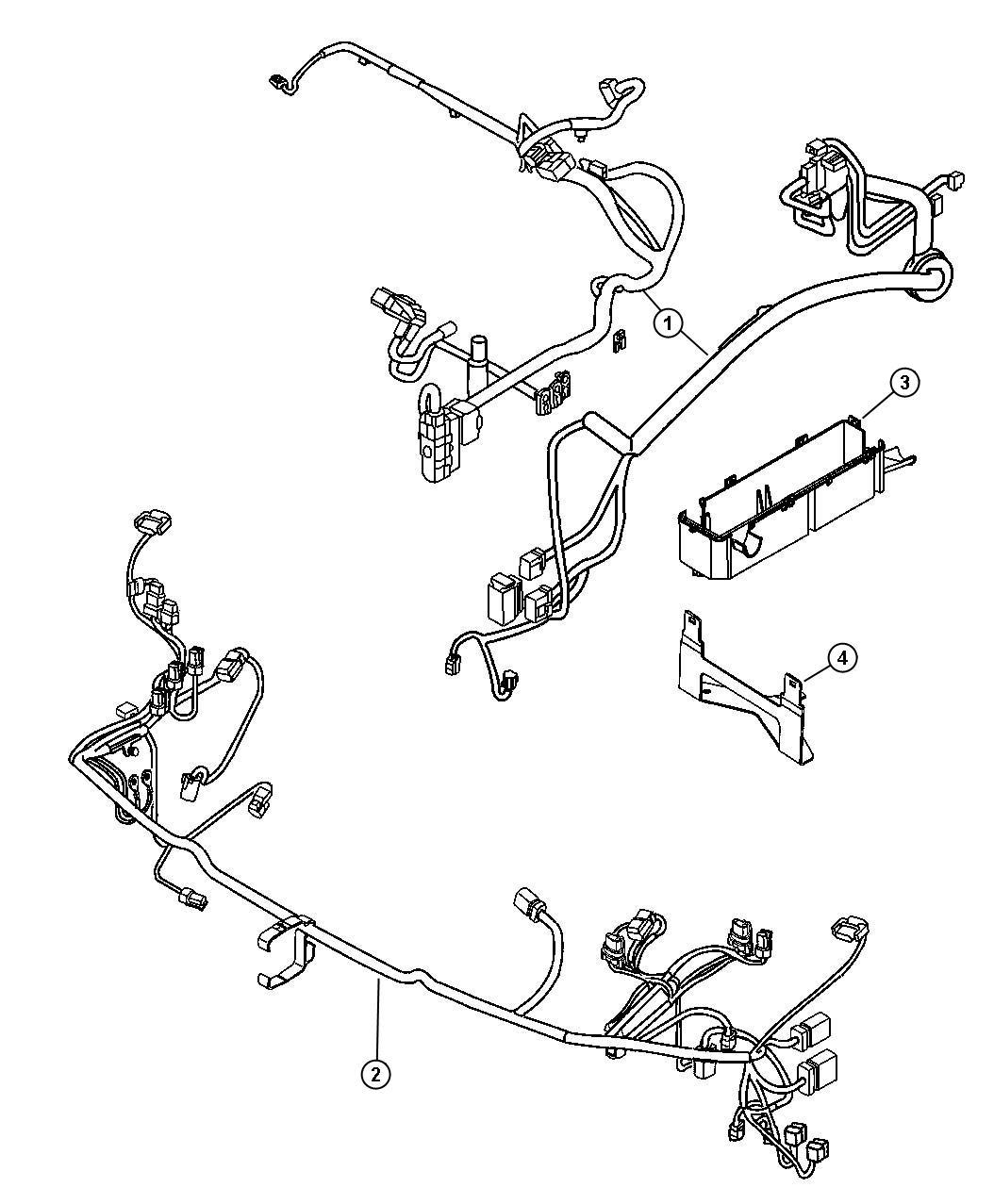 Dodge Intrepid Fuse Cartridge 50 Amp Export Us Canada