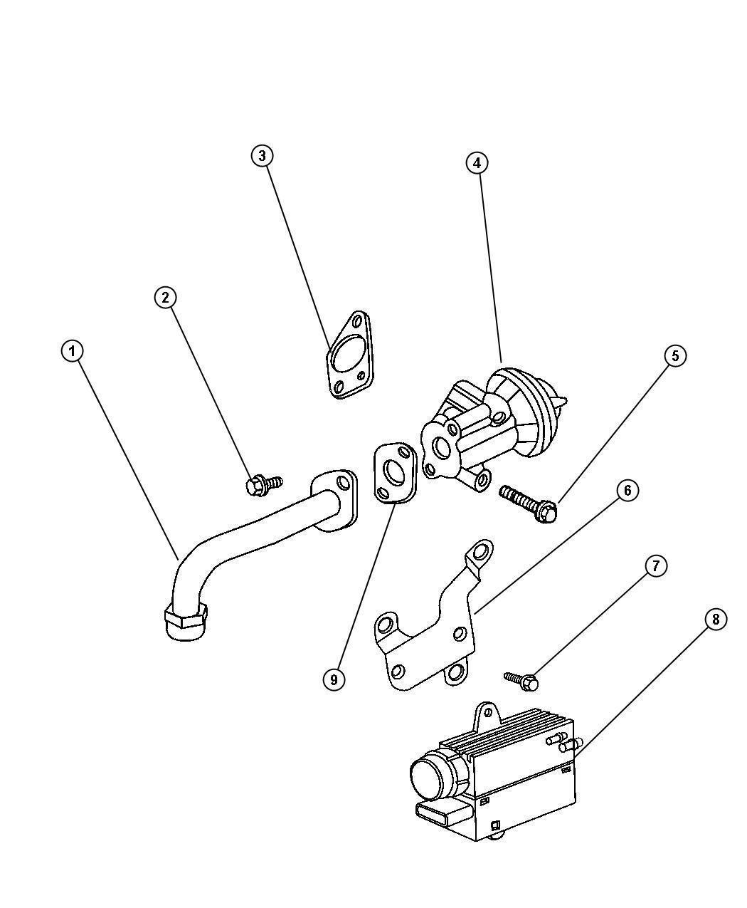 Jeep Grand Cherokee Screw Park Brake Switch Switch