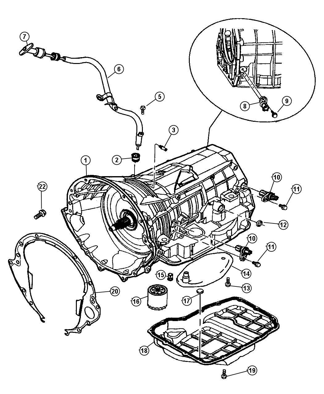 Wiring Diagram: 34 2001 Dodge Dakota Parts Diagram