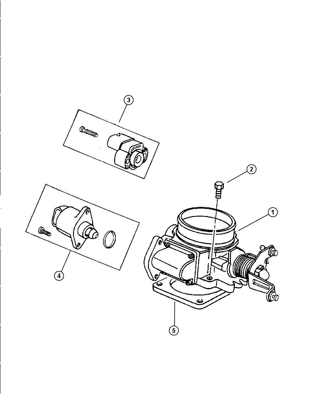 Jeep Wrangler Sensor. Throttle position. Body, engine
