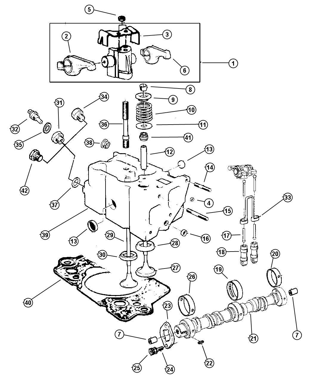 Jeep Wrangler Seal Valve Guide Engine