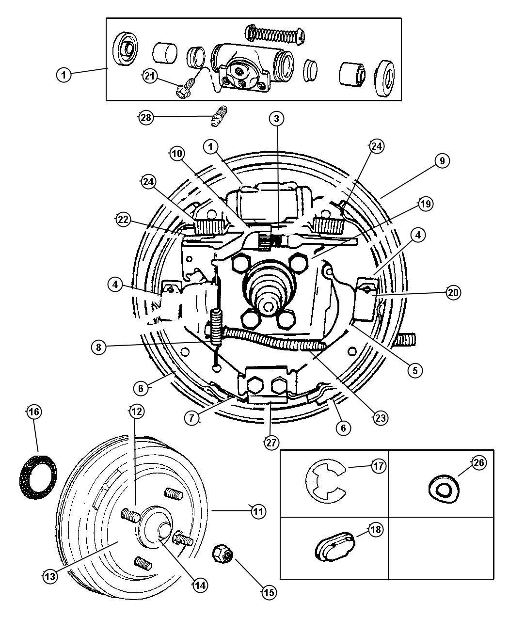 gear train line diagram