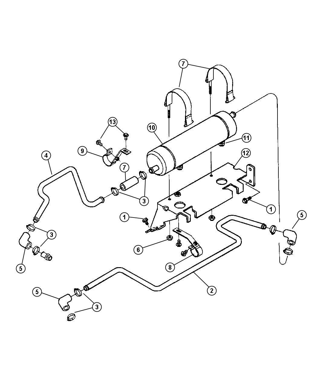Dodge Ram Cooler Torque Converter