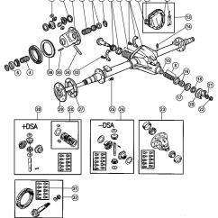 Dodge Truck Parts Diagram Ford 302 Hei Distributor Wiring 2002 Ram 3500 Seal Drive Pinion With Flange Axle