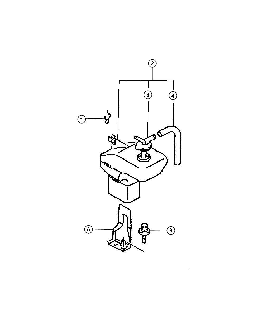 Dodge Stratus Clamp, clip. Hose, radiator condenser. Page