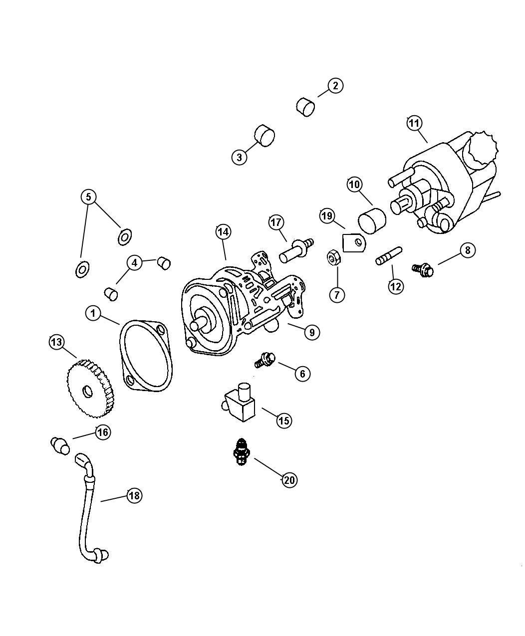 [DIAGRAM] 1997 Dodge Diesel Vacuum Diagram FULL Version HD