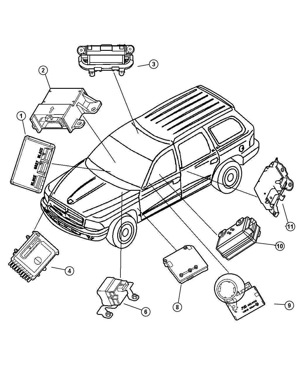 95 dodge dakota radio wiring diagram