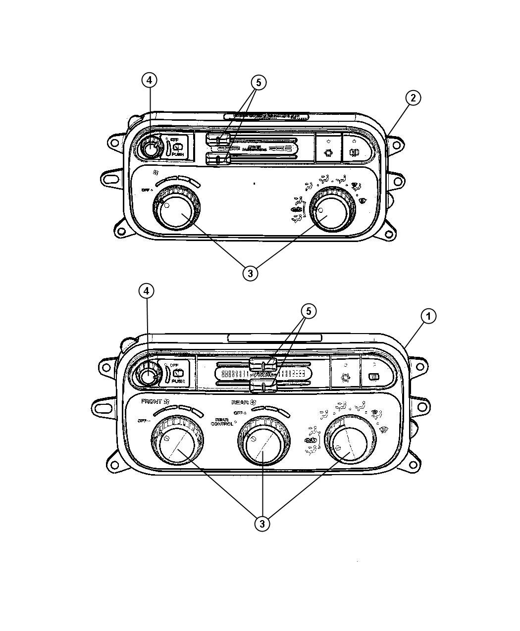 Dodge Durango Heater Diagram