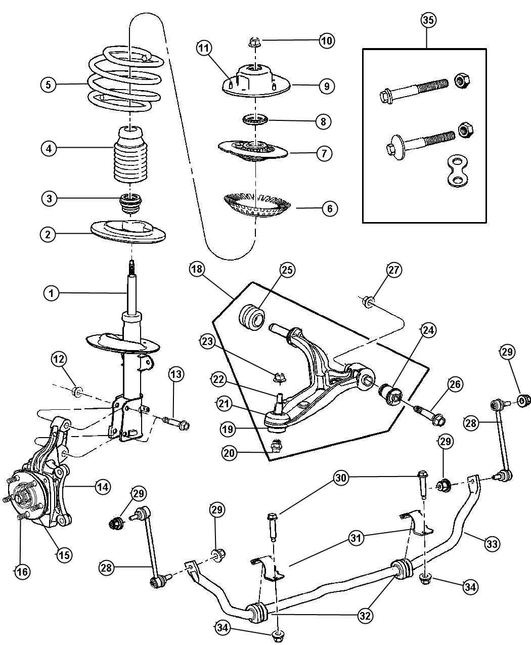 hight resolution of 2010 jeep compass spring right front coil zhj tag 709aa znj znj tag 709aa on a