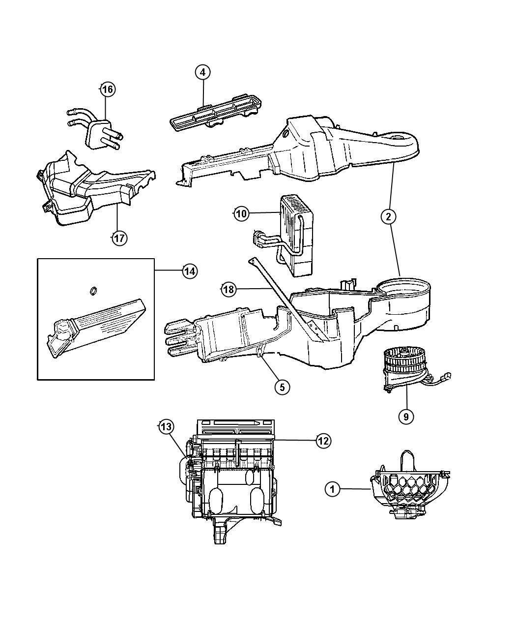 Dodge Grand Caravan Valve Kit Expansion
