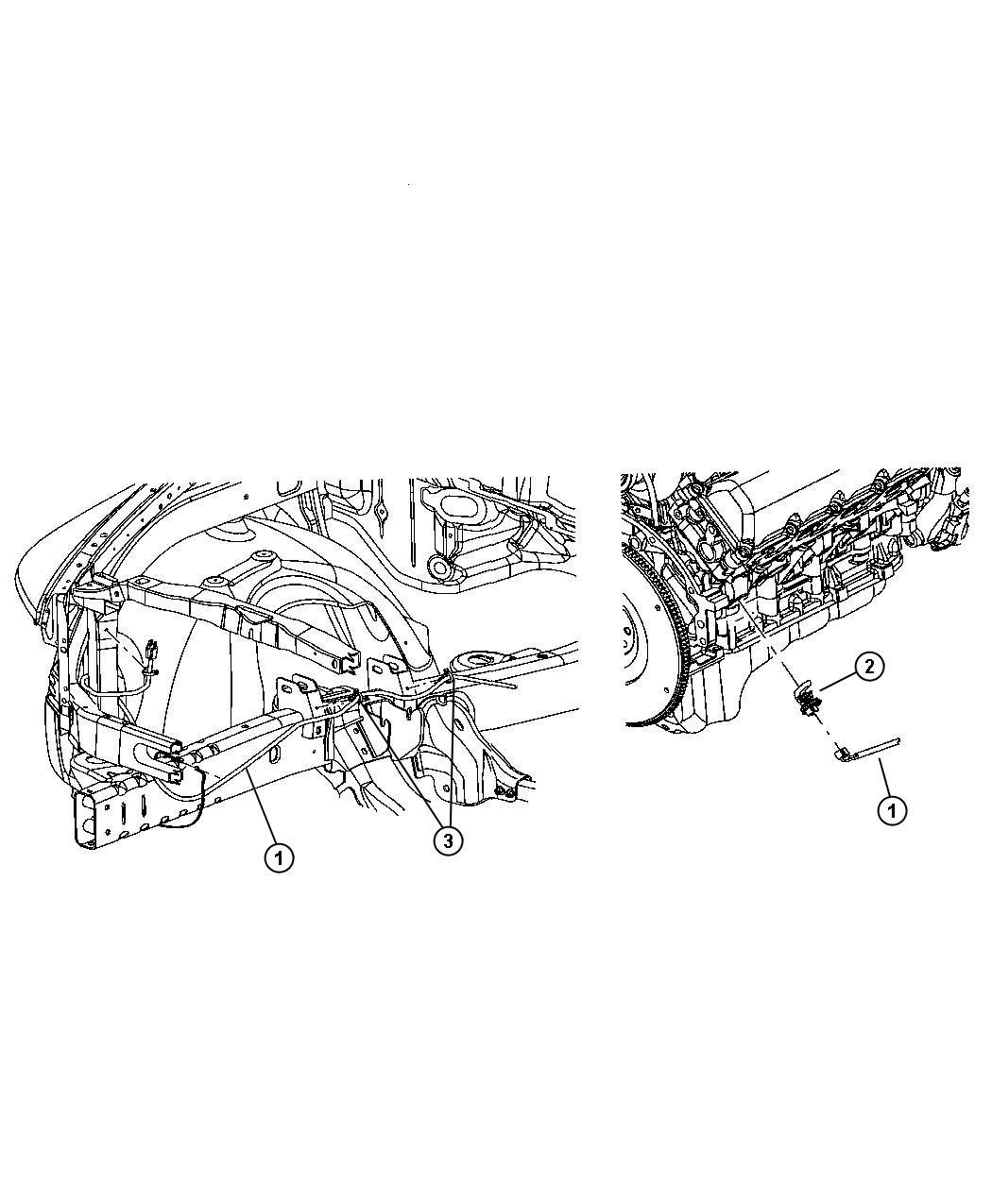 Dodge Ram Cord Engine Block Heater Aid