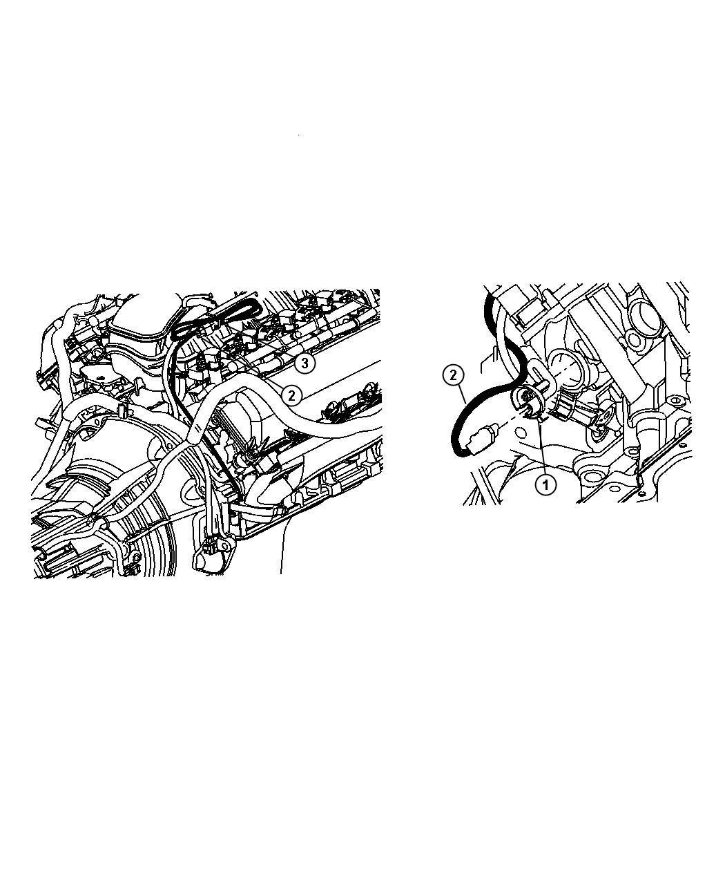 Jeep Grand Cherokee Heater. Engine, engine block. 4.7l v8