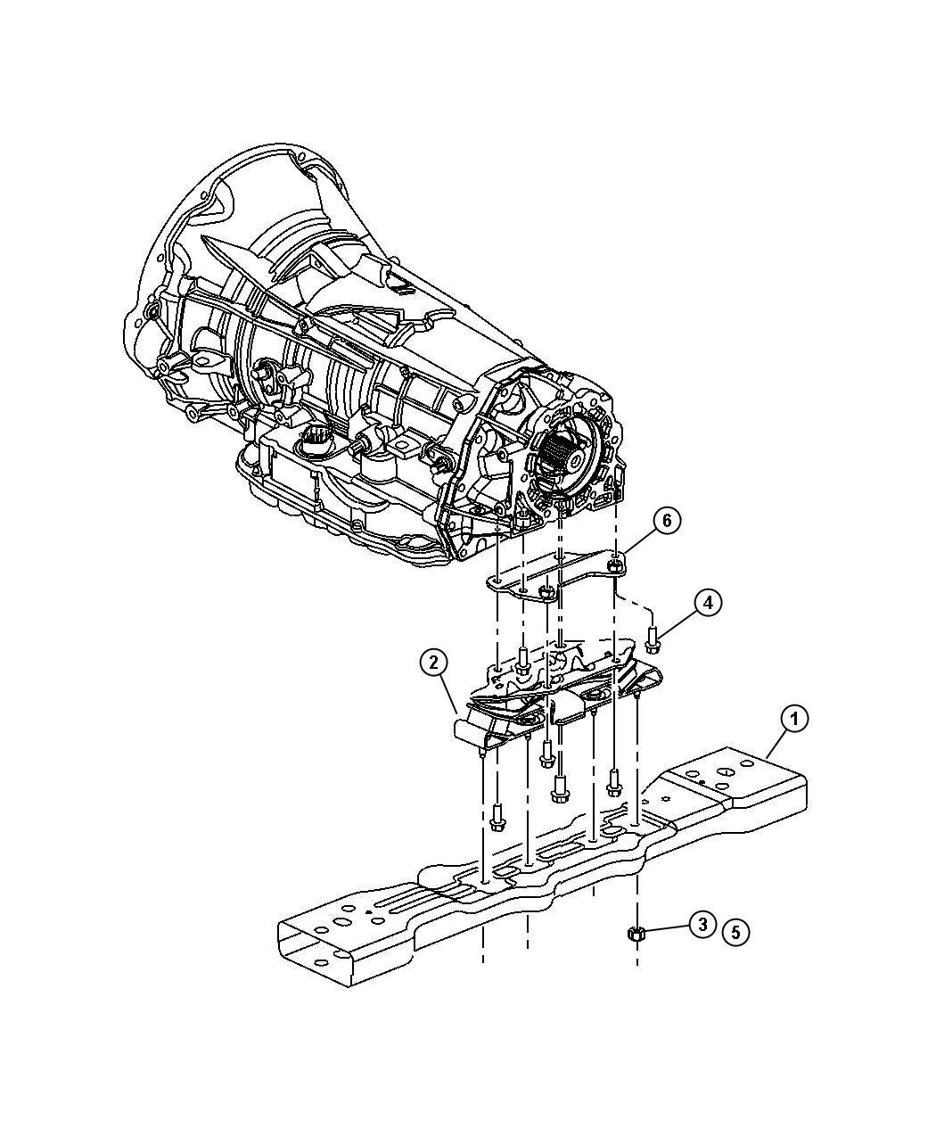 Dodge Avenger Used For Bracket And Insulator