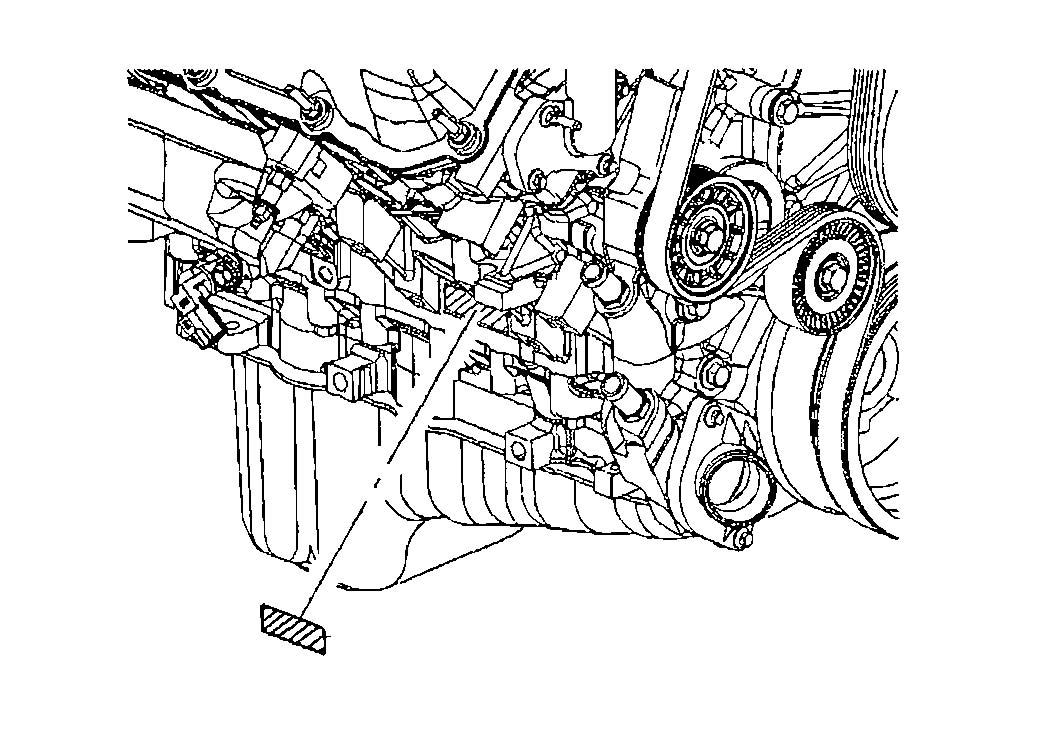 2011 Dodge NITRO Antenna. Radio, changer, cass