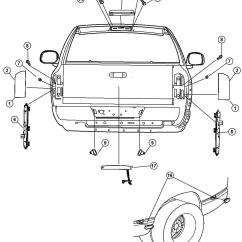 1995 Dodge Dakota Wiring Diagram Transaction Uml Stock Harness