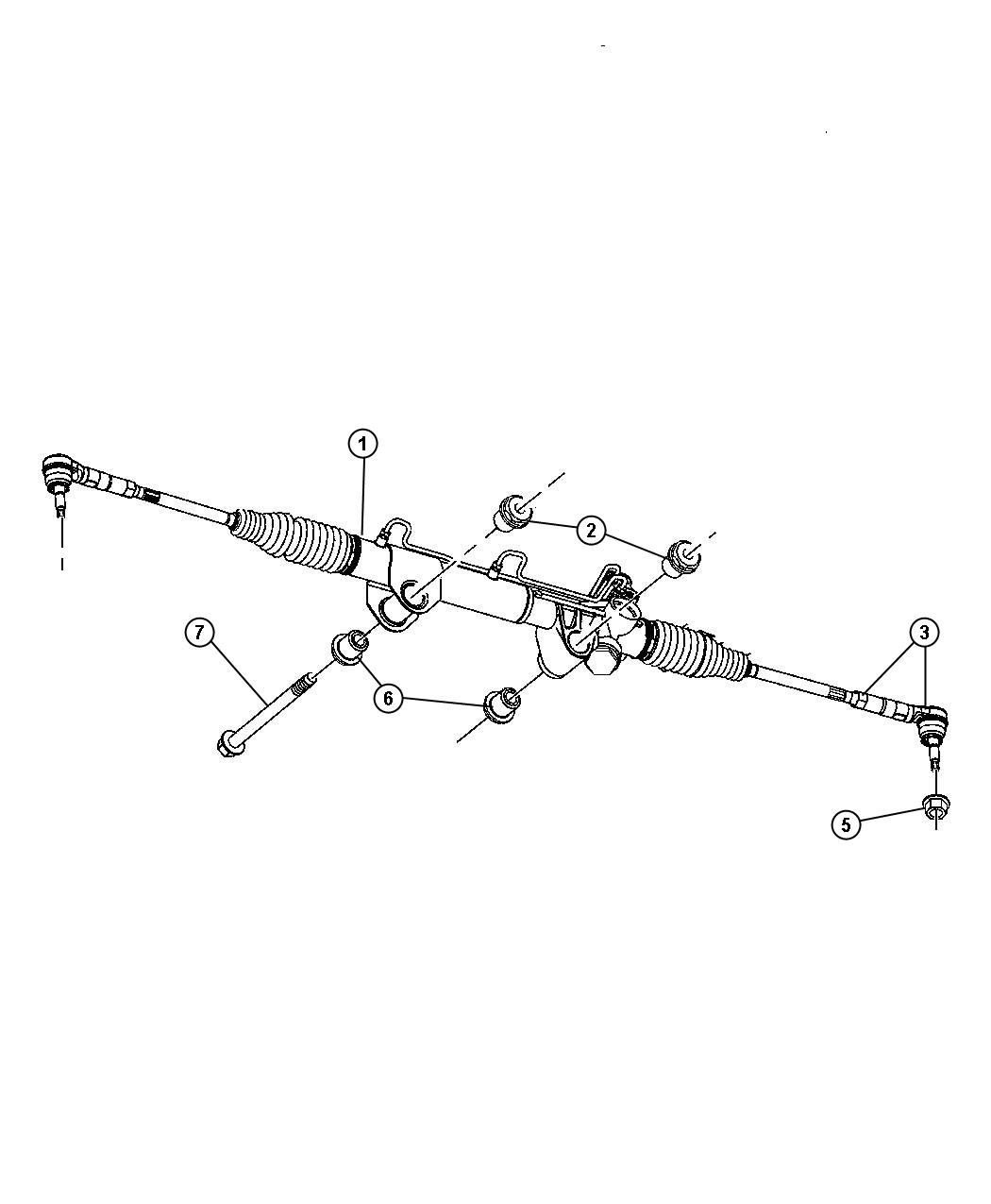 Dodge Ram Gear Used For Rack And Pinion