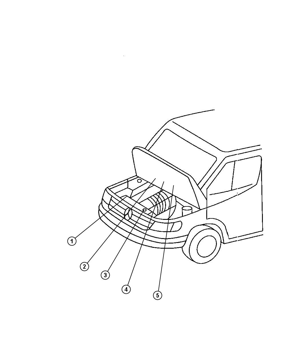 Jeep Compass Label A C Spec Air Conditioning Plumbing