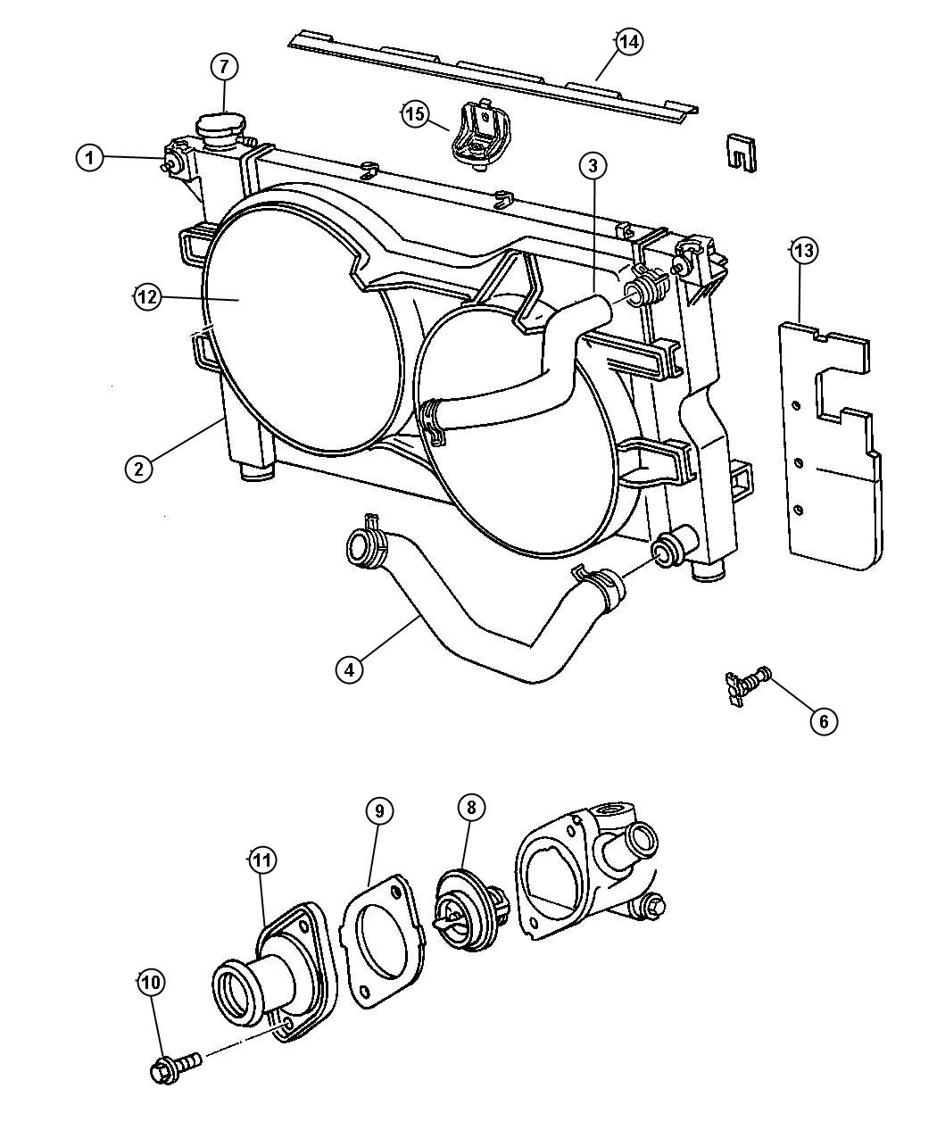 Jeep Liberty Engine Diagram