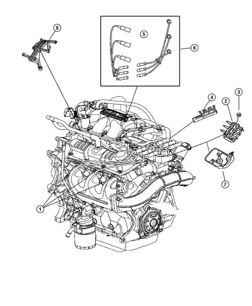 small resolution of  2010 chrysler town and country parts diagram 2009 chrysler town country cable ignition