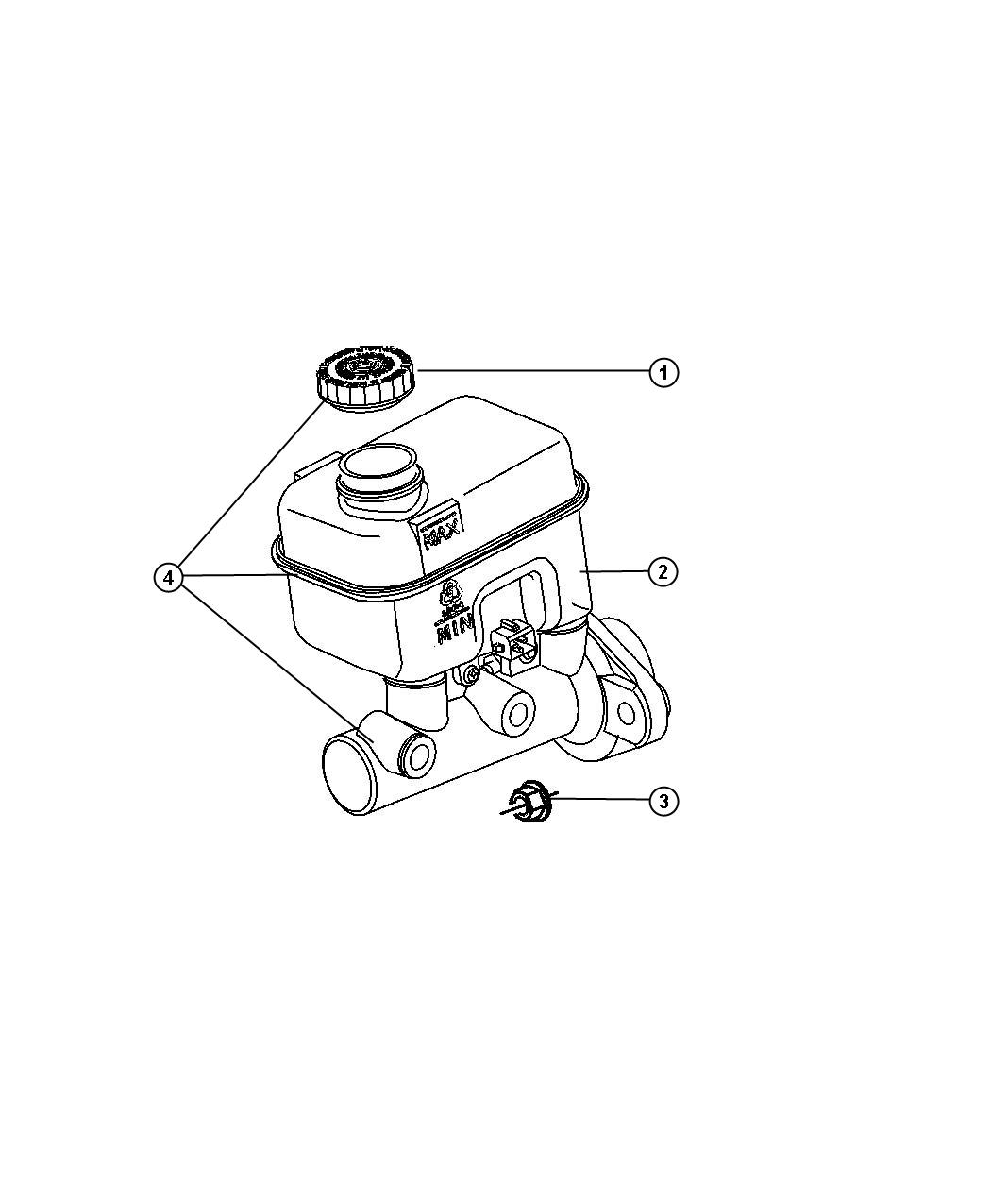 2013 Chrysler 200 Used for: NUT AND WASHER KIT. Mounting