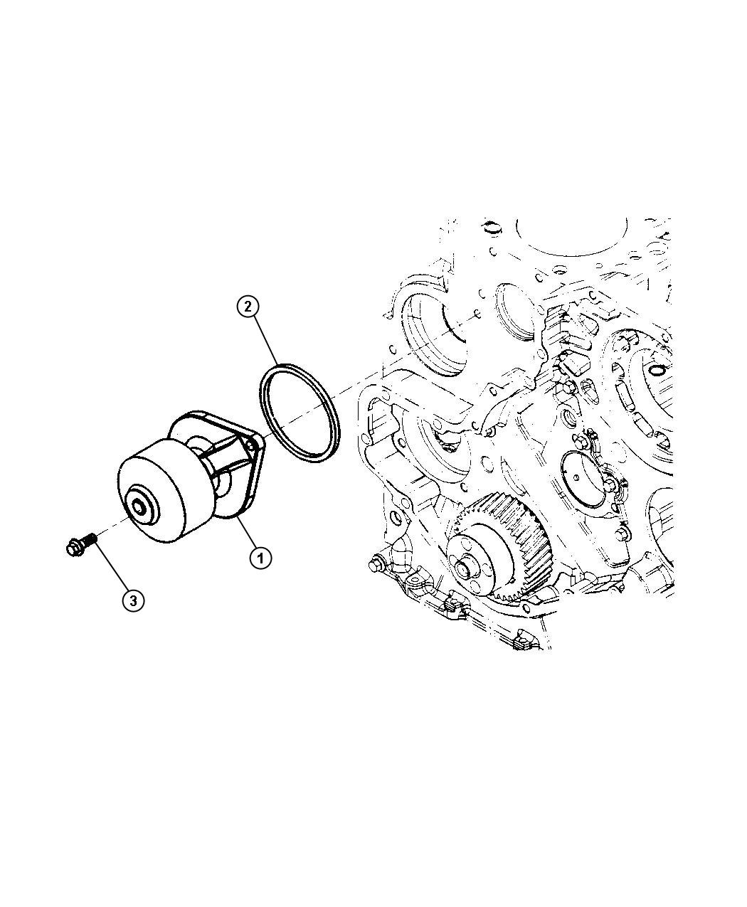 Dodge Ram Pump Water Emissions Statesel