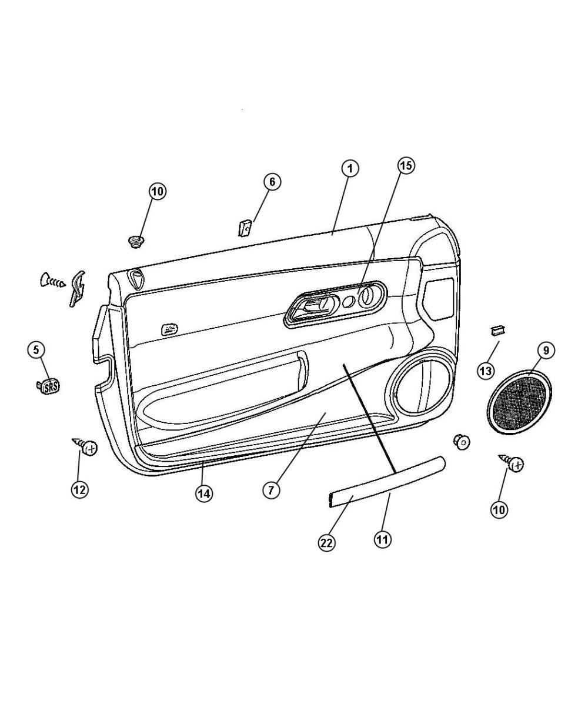 medium resolution of chrysler crossfire oem parts diagrams chrysler auto