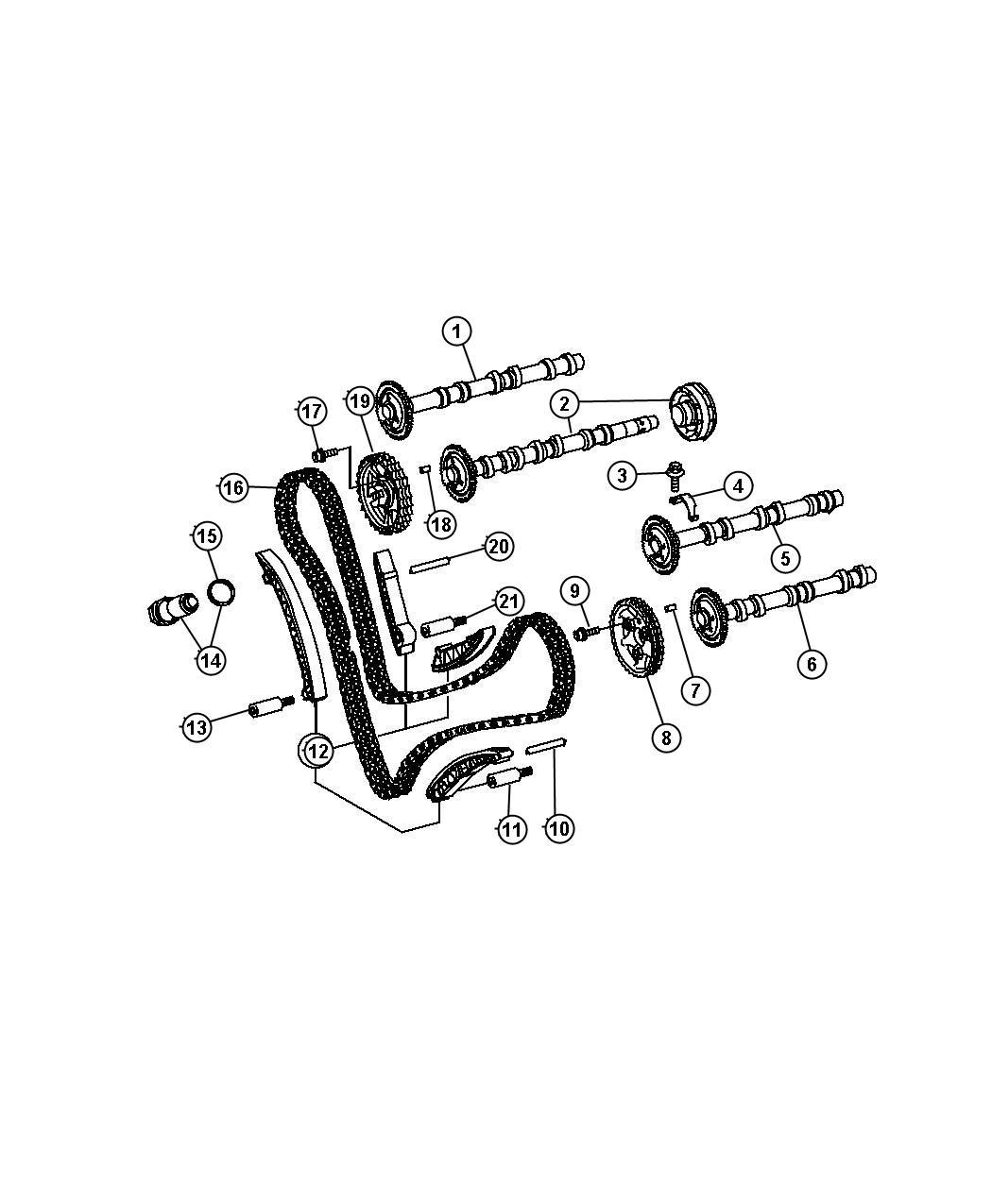 2008 Dodge Sprinter 2500 Dowel pin, pin. Sliding rail to