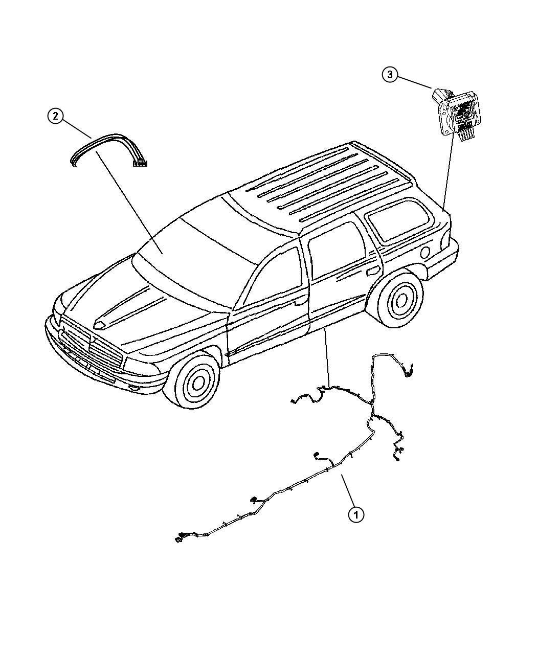 Dodge Avenger Wiring Trailer Tow