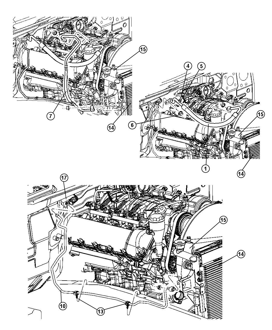Jeep Grand Cherokee Valve A C Expansion