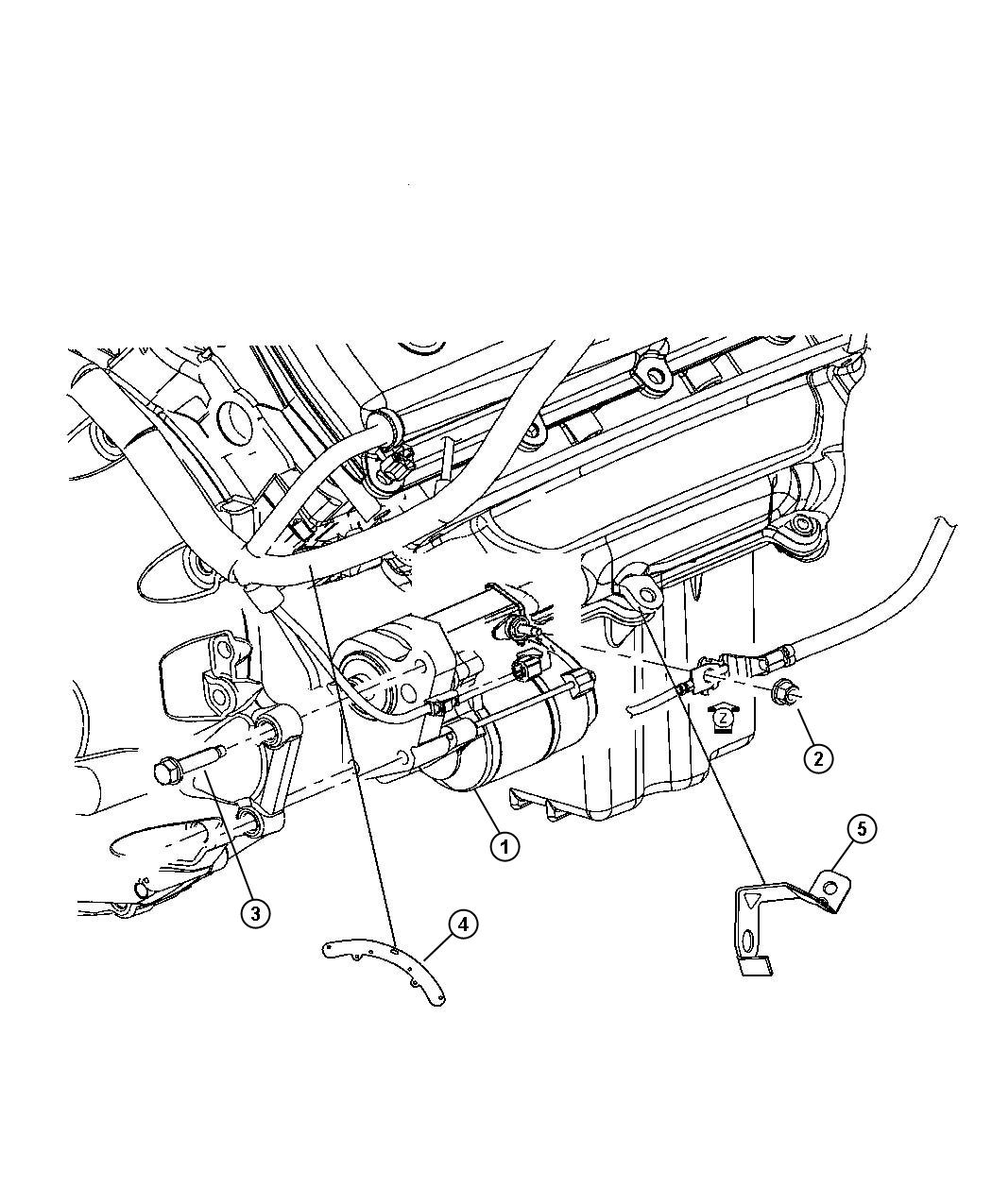 2006 Chrysler 300 Starter. Remanufactured. Engine. Related