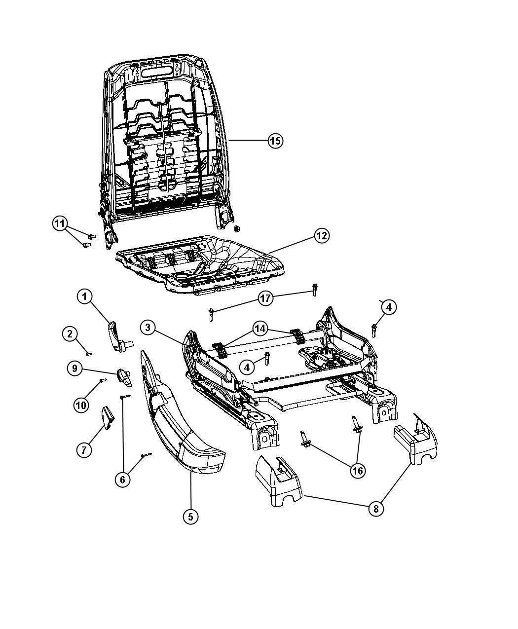 2009 Dodge Charger Bolt. Trim: [lux leather trimmed bucket