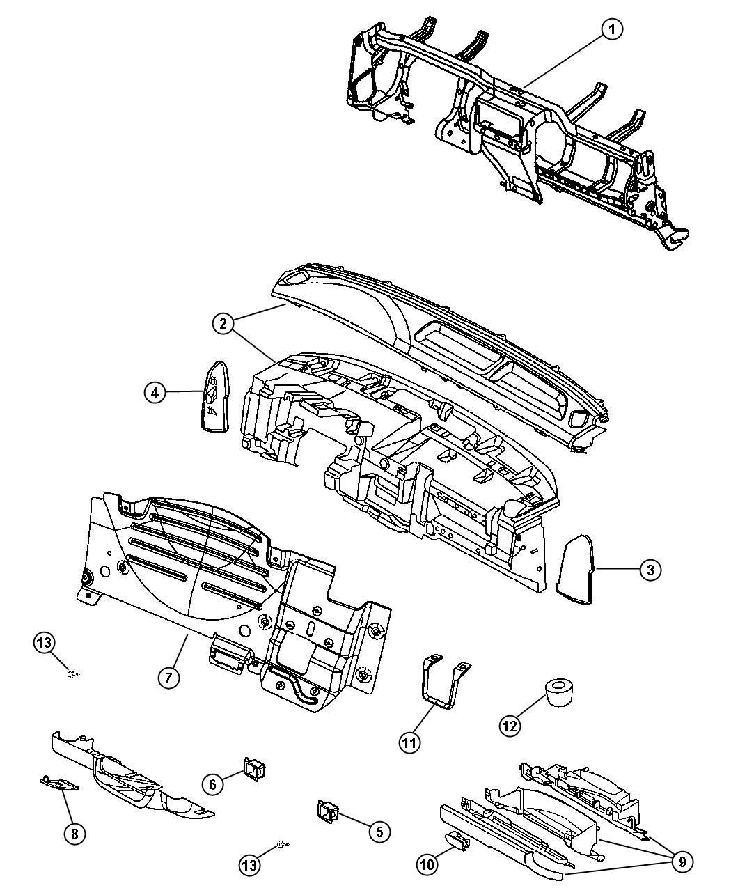 Dodge Dakota Handle. Parking brake. [d5], [dd]. Trim: [all