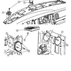 2003 Dodge Ram Infinity Sound System Wiring Diagram 2008 Chevy Cobalt Radio Chrysler Speaker