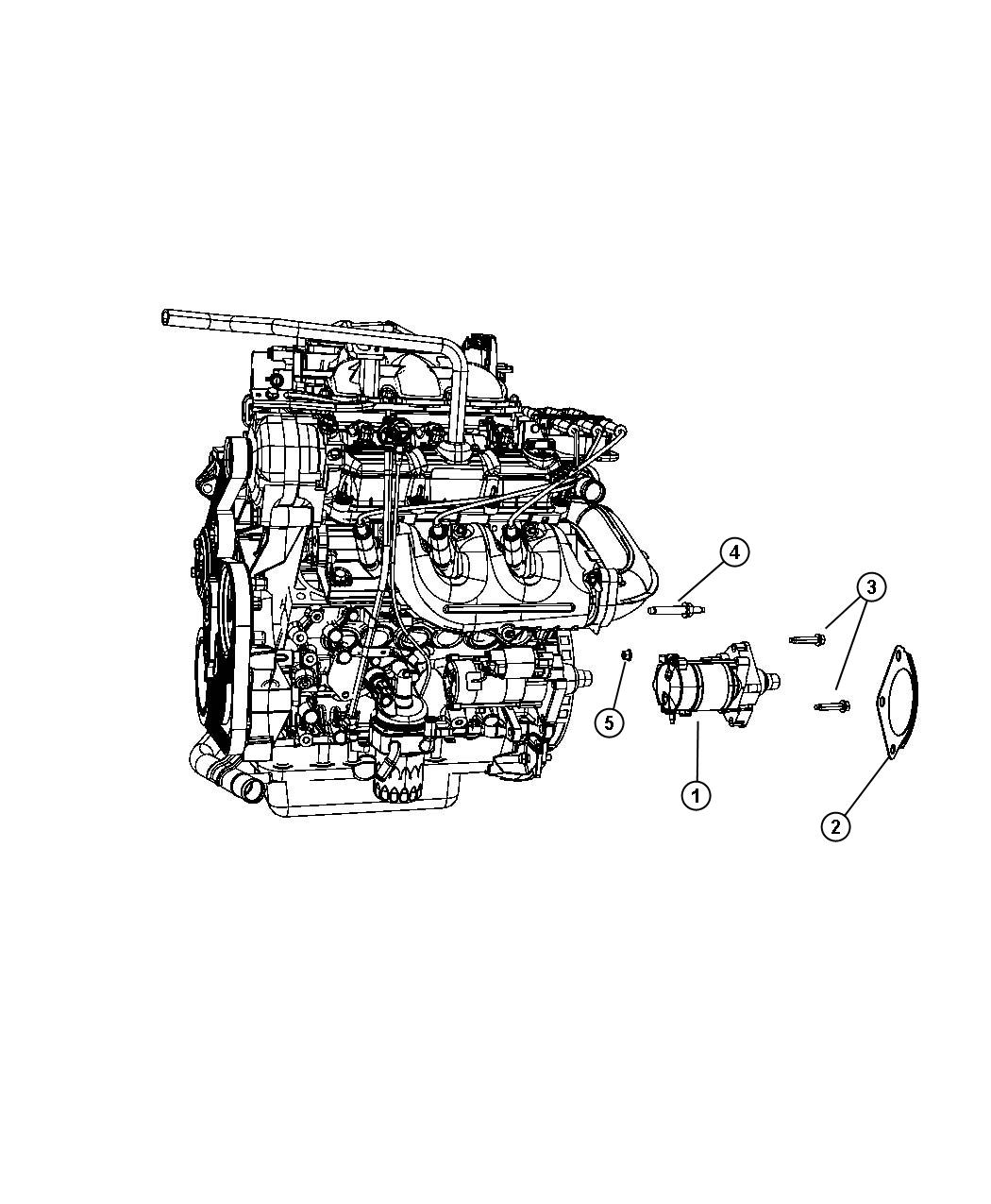 Chrysler Town & Country Starter. Engine. Starters, related
