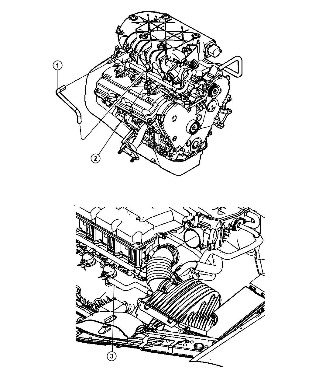 Dodge Journey 3 5l Engine Diagram Dodge Auto Wiring