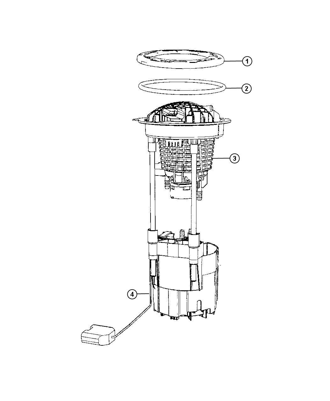 Ram Module Kit Fuel Pump Level Unit Level Unit