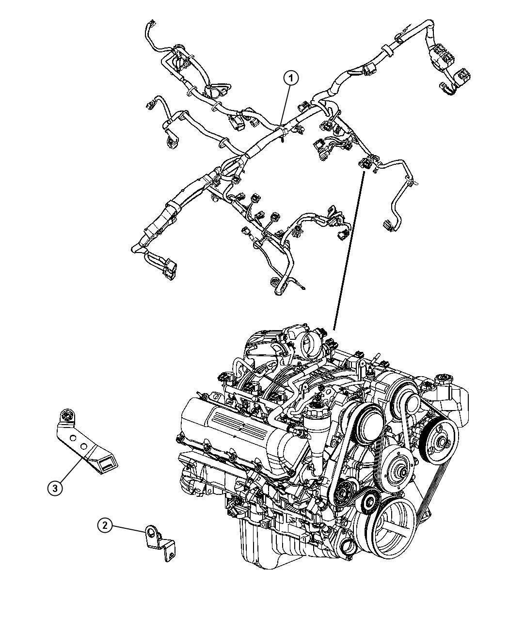 Jeep Liberty Wiring Engine