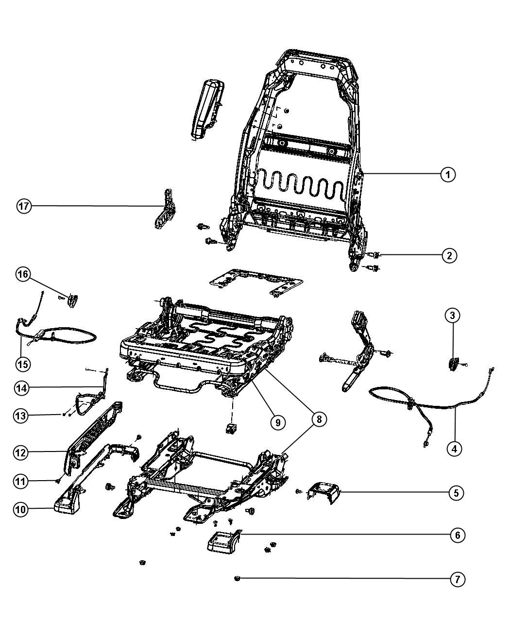 Jeep Wrangler Screw Pan Head 437 20x 984 Guide